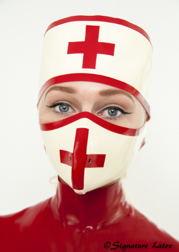 Medical Mask with high line trim
